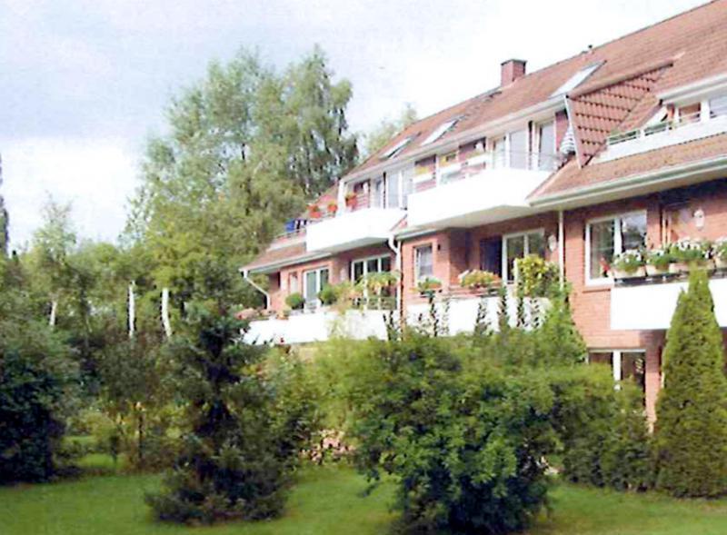 Hübsche 2 Zi.-Wohnung zentral gelegen in Hamburg-Schnelsen !