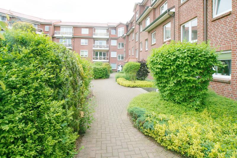 Schnuckelige 2 Zi.-Wohnung auf ca. 70 m² in Norderstedt-Harksheide !!!