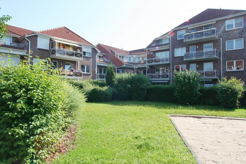 WOW * Wohnen auf knapp 140 m² nahe Herold-Center * 5 Zi.-Terrassen-Wohnung !
