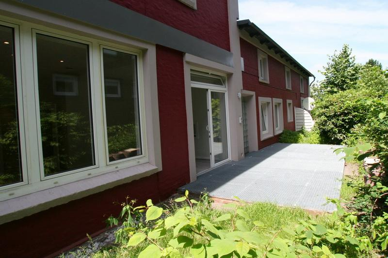Terrasse statt Balkon & 2 Zimmer auf ca. 100 m² im Rellinger Loft !